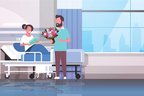 Besøk på sykehuset