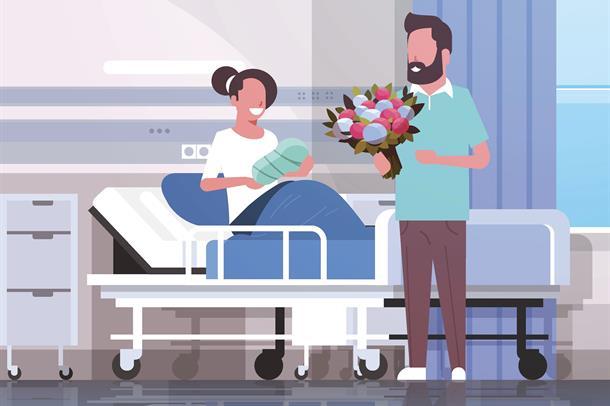 Illustrasjonsbilde - Besøk på sykehus