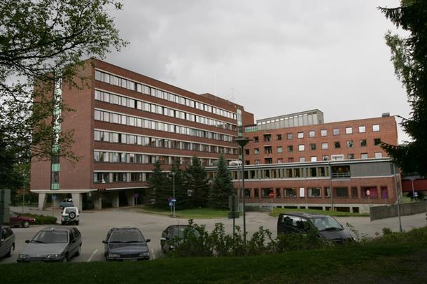 Kongsvinger sykehus