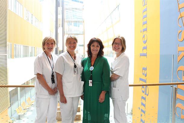 Arrangerer mestringskurs for kroniske kreftpasienter